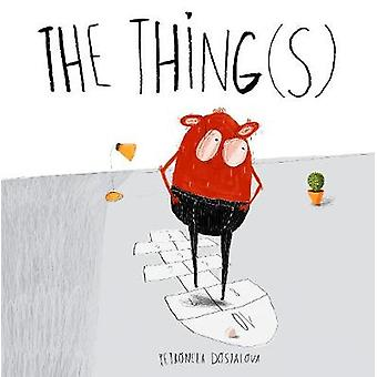 The Things by Petronela Dostalova - 9781786281890 Book