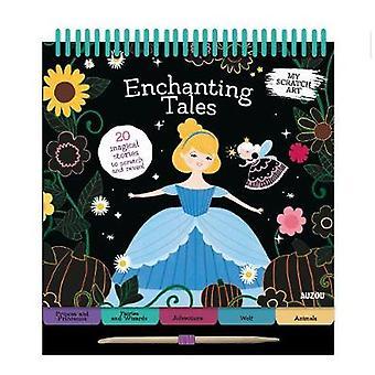 My Scratch Art - Enchanting Tales by Lindsay Dale-Scott - 978273387195