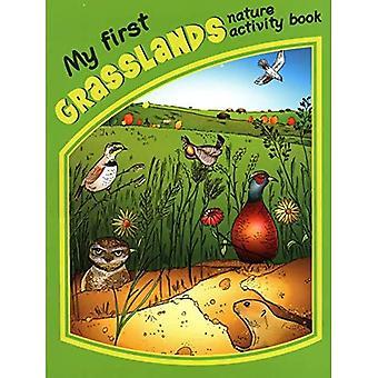 My First Grasslands Nature Activity Book (Nature Activity Books)