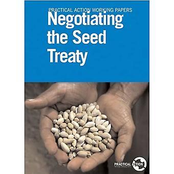 Förhandla fram utsäde fördraget