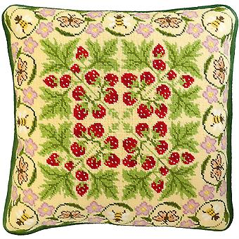 Bothy Threads Tapestry Kit - De Strawberry Patch