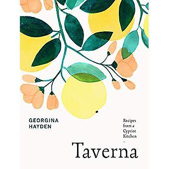 Taverna by Georgina Hayden - 9780224101646 Book