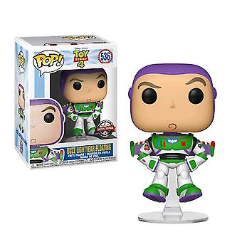 Toy Story 4 Buzz Floating US Exclusive Pop! Vinyl