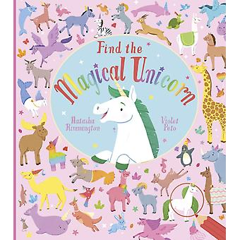 Find the Magical Unicorn by Natasha Rimmington