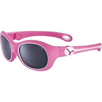 Cebe S'Mile Kids Sunglasses (Matt Pink White 1500 Grey PC Blue Light Cat.3)