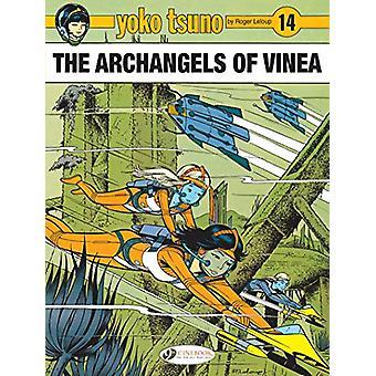 Yoko Tsuno Vol. 14 - The Archangels Of Vinea - The Archangels of Vinea