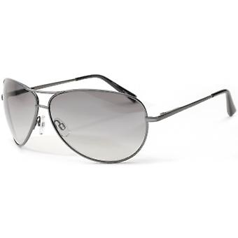 Bloc Eyewear Navigator Gun Sunglasses (G15 Green/Cat 3 Lens)