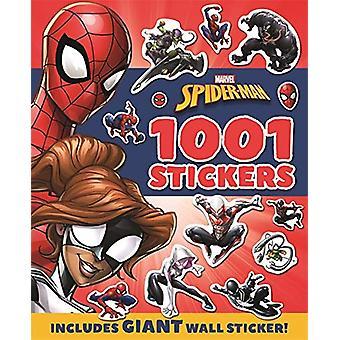 Marvel Spider-Man - 1001 Stickers - 9781789058444 Book