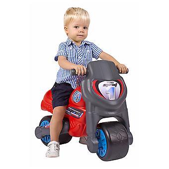 Trehjuling Feber Röd (18 + månader)