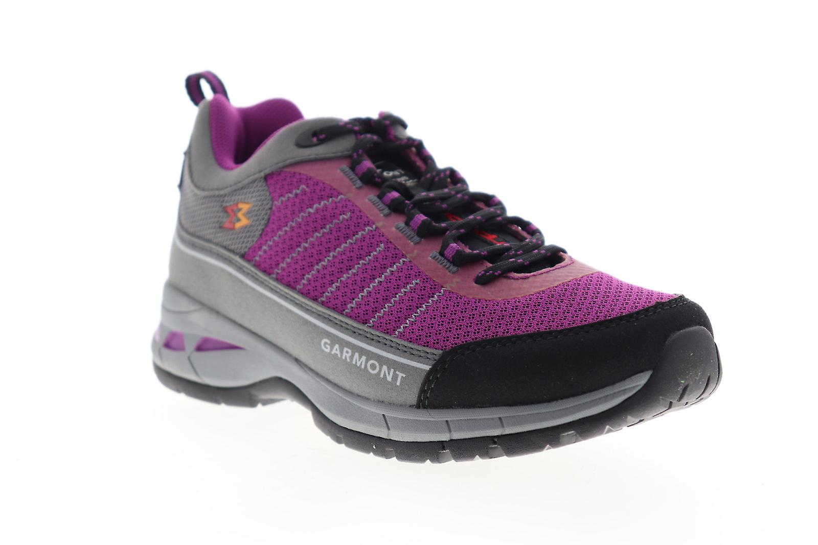 Garmont Nagevi Vented  Womens Purple Mesh Lace Up Athletic Hiking Shoes F5oUt