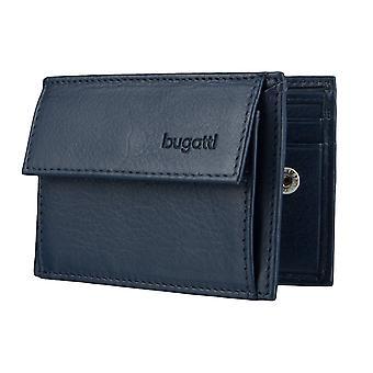 Bugatti Sempre lommeboken mens lommebok vesken blå 4129
