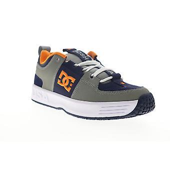 DC Adult Mens Lynx OG Skate Inspired Sneakers