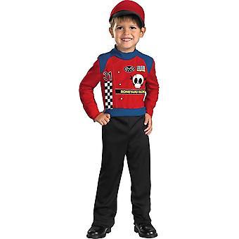 Boneyard Racer Child Costume