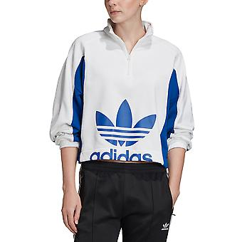 Adidas Originals Women's Sweatshirt -Blue