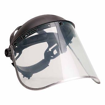 sUw - Face Shield Plus tydlig regelbundna