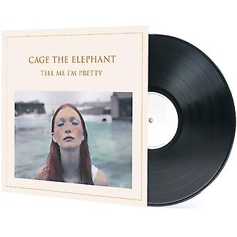 Cage the Elephant - Tell Me I'm Pretty [Vinyl] USA import