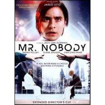 Mr. Nobody [DVD] USA import