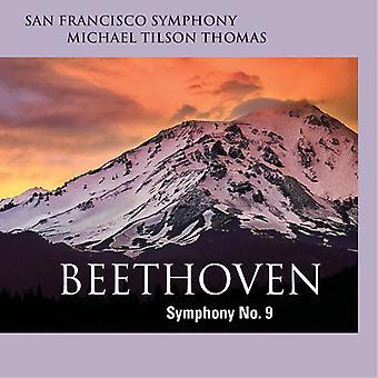 L.V. Beethoven - Beethoven: Symphony No. 9 Choral [2012 Recording] [SACD] USA import