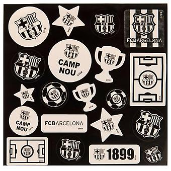 Barcelona Glow in the Dark Stickers