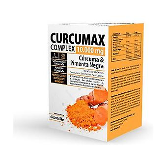 Complexe de curcuma 10000 mg 60 capsules