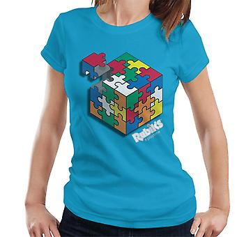 Rubik's Hashtag Playtime Women's T-Shirt