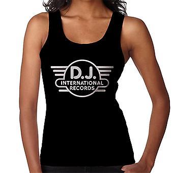 DJ International Classic Logo Women's Vest