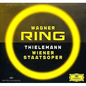 R. Wagner - Wagner: Der Ring Des Nibelungen [CD] USA import