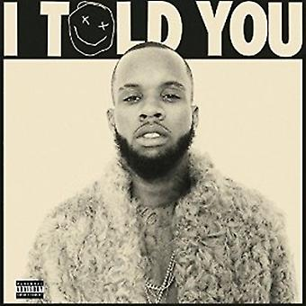 Tory Lanez - I Told You [CD] USA import