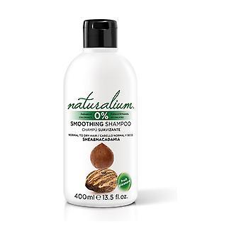 Shea and macadamia softening shampoo 400 ml