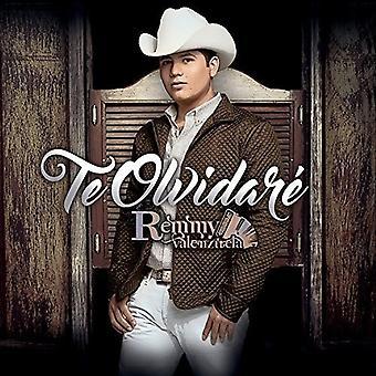 Remmy Valenzuela - Te Olvidare [CD] USA import