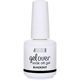 The Edge Nails Gelover 2019 Soak-Off Gel Polish Collection - Blackout 15ml (2003321)