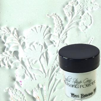 Lindy's Stamp Gang Merci Beaucoup Mint Embossing Powder
