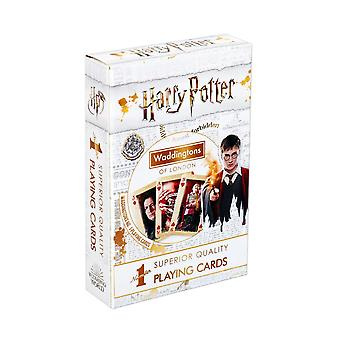 Harry Potter Waddingtons No.1 Playing Cards