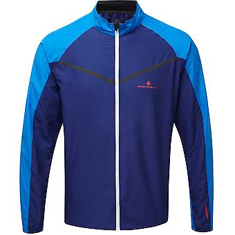 Ron Hill Mens Stride Windspeed Reflective Breathable Jacket