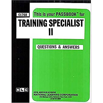 Training Specialist II: Passbooks Study Guide