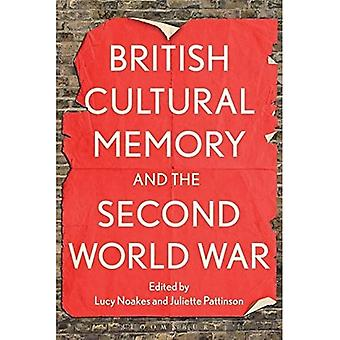 British Cultural Memory and the Second World War
