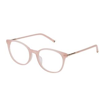 Mulberry VML022 02G1 Shiny Opal Pink Glasses