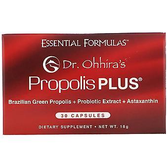Dr. Ohhira's, Propolis Plus, 30 Capsules