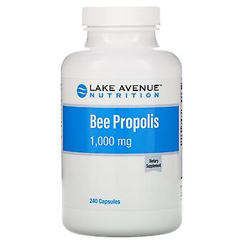 Lake Avenue Nutrition, Bee Propolis, 5:1 Extract, Equivalent to 1,000 mg, 240 Ve