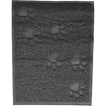 Ancol Feeding Place Mat 16x12 inch - Grey
