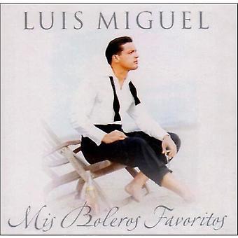 Luis Miguel - Mis Boleros Favoritos [CD] USA import