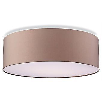 Ensimmäinen valo Phoenix - 2 kevyt kylpyhuone huuhtelu katto valo Taupe IP54, E27