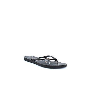 Havaianas | Ohut logo metalliset hienot linjat sandaali