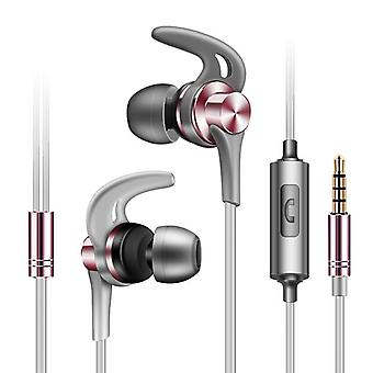 AUGIENB RX-E3 3.5mm Wired Control Earphone