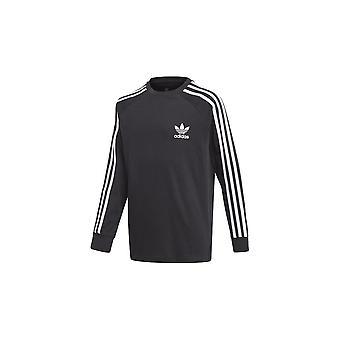 Adidas 3STRIPES LS FM5656 καθολική όλο το χρόνο μπλούζες αγόρι