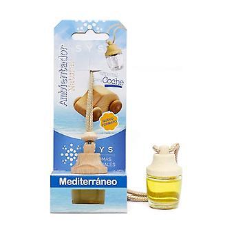 Mediterrane auto luchtverfrisser 7 ml