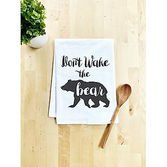 Don't Wake The Bear - Tiskipyyhe