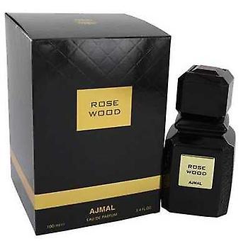 Ajmal Rose Wood di Ajmal Eau De Parfum Spray 3.4 Oz (donne) V728-542011