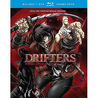 Drifters: The Complete Series [Blu-ray] USA import