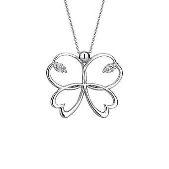 Mariposa Diamanten ketting